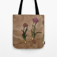after an ocean storm Tote Bag