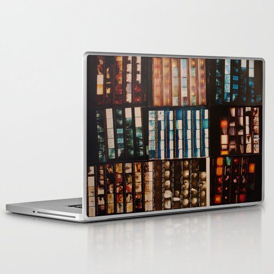 NEGATIVE Laptop & iPad Skin
