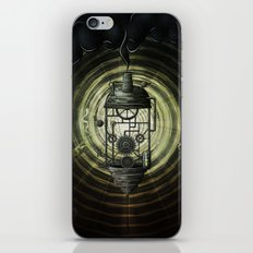 Steam Machine iPhone & iPod Skin