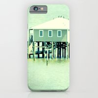 iPhone & iPod Case featuring Birdhouse by RDelean