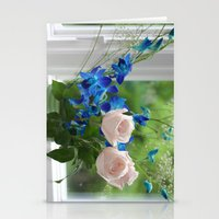 Mother's Day Flowers Stationery Cards