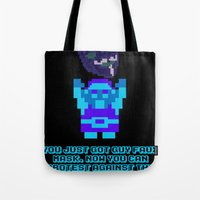 Legend of Guy Tote Bag