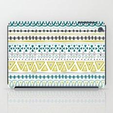 Boho Market Stripe iPad Case