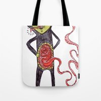 Gastric Bypass DEMON Tote Bag