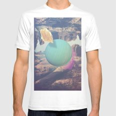 51 Pegasi b SMALL White Mens Fitted Tee