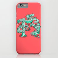 iPhone & iPod Case featuring Odd Numbers by Nick Volkert