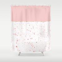 XVI - Rose 2 Shower Curtain