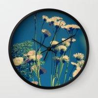 Coming Up Daisies Wall Clock