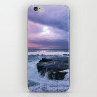 Stormy Weather iPhone & iPod Skin