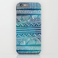 iPhone & iPod Case featuring Hippie Pattern by InfinityDesignCo.