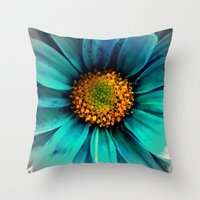 It All Fades Away Throw Pillow