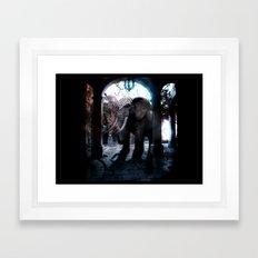 Persian Fantasy Framed Art Print