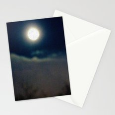 Symphony of Moon Stationery Cards