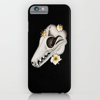 iPhone & iPod Case featuring Geoffrey  by Skeletal Noir