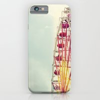 iPhone & iPod Case featuring Ferris wheel by Ana Guisado
