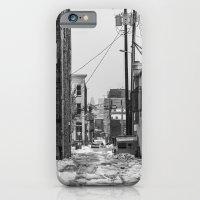 Alley Winter iPhone 6 Slim Case