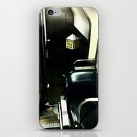 Watch Your Step iPhone & iPod Skin