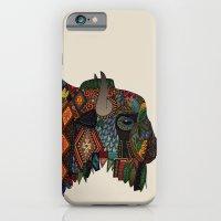 bison bone beige iPhone 6 Slim Case
