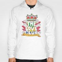 The Love Club Hoody