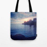 Sunset I C. II Tote Bag
