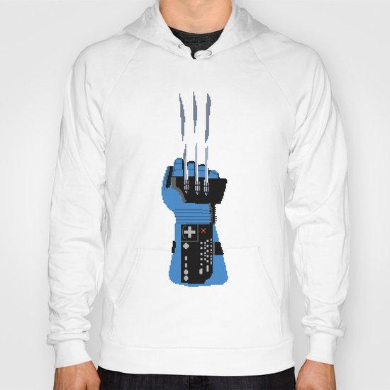 Power Glove Love: Wolverine Hoody