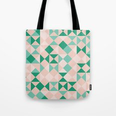 Emerald  Tote Bag