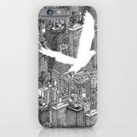 iPhone & iPod Case featuring Ecotone (black & white) by David Bushell