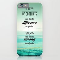 CONFLICTS iPhone 6 Slim Case