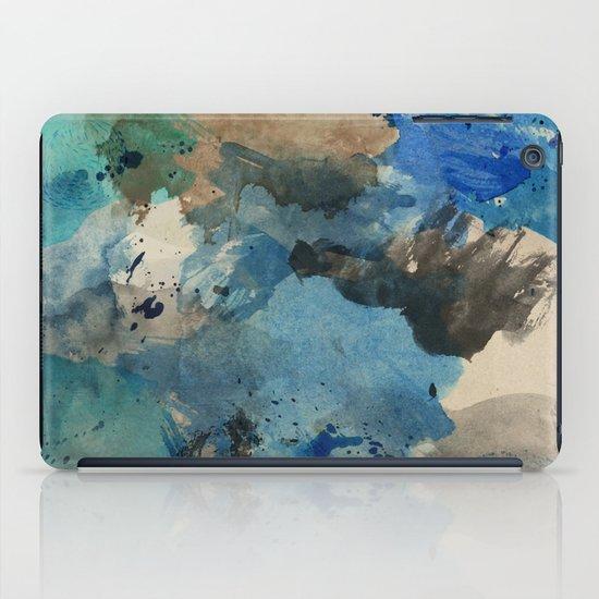 Secret Mediterranean Beach iPad Case