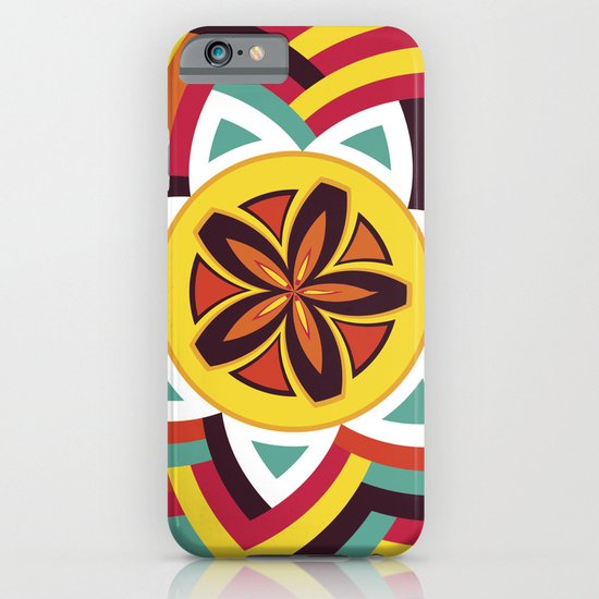 Mandala Love Pattern iPhone & iPod Case
