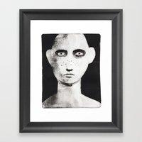 Revenant II Framed Art Print