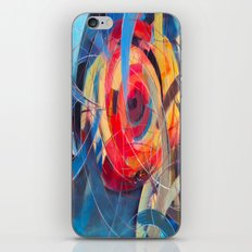 Tidal Bore iPhone & iPod Skin