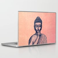 buddha Laptop & iPad Skins featuring BuDDha  by Vanya