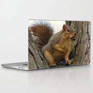 Seriously Cute! Laptop & iPad Skin