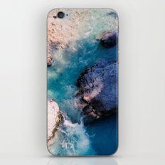 Blue river iPhone & iPod Skin