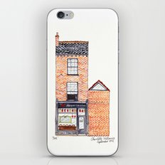 The Cats of York by Charlotte Vallance iPhone & iPod Skin