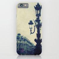 Paris in August iPhone 6 Slim Case