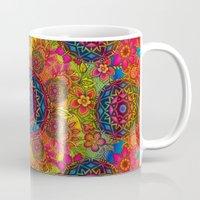 Baroque Mandalas Mug