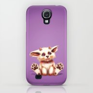 SQUEE! The Horned Foxlin… Galaxy S4 Slim Case