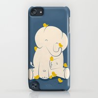 iPod Touch Cases featuring Big Mama by Jay Fleck