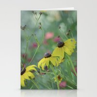 Daisy Delight Stationery Cards