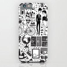 LIKES PATTERNS iPhone 6 Slim Case