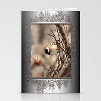 Black-Capped Chickadee I… Stationery Cards