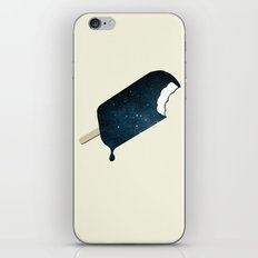 Space Melter iPhone & iPod Skin