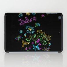 Believe in Magic iPad Case