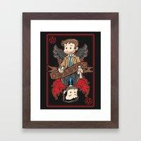 Kings Among Men Framed Art Print