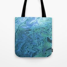 Sea of Swirls Tote Bag