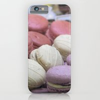 iPhone & iPod Case featuring macaroons by redlinedesign®