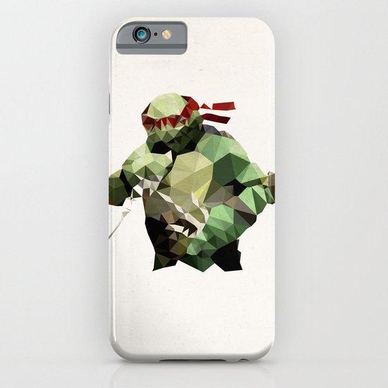 Polygon Heroes - Raphael iPhone & iPod Case