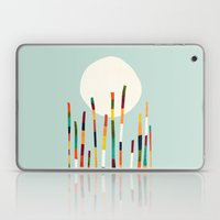 Bamboo Forest Laptop & iPad Skin